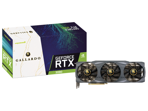 Manli GeForce RTX 3080 Gallardo (M3478+N613-00)
